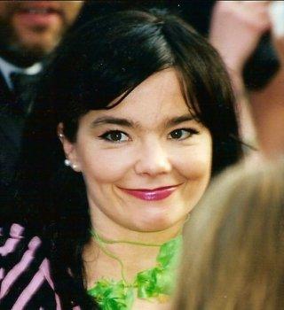 Björk_at_Cannes