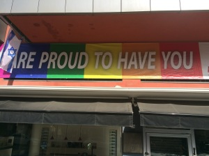 We are Proud to Have You Daily Freier Pride Week