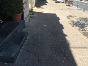 "Tel aviv trademarks it's ""dry pee on the sidewalk"" scent Daily Freier Israel"