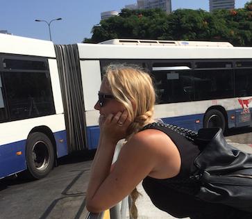 Tel Aviv women buses guys Daily Freier