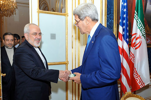 Kerry Zarif Iran Deal