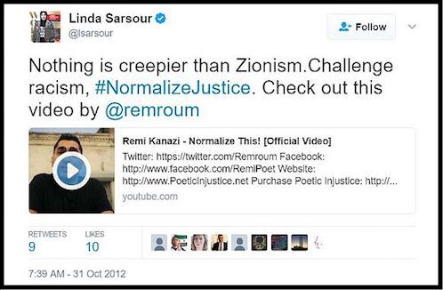 Zionism-Linda-Sarsour-Israellycool